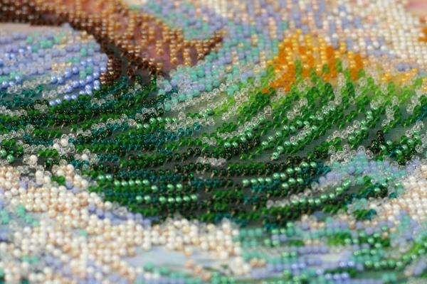 Набір для вишивання бісером на натуральному художньому холсті ... 466ae9f55c678